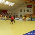 HC Zubří - Maccabiv Tel Aviv 20130108