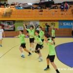Mikulášský turnaj v házené mladších žáků HC Zubří 2013 00001