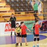 Mikulášský turnaj v házené mladších žáků HC Zubří 2013 00042