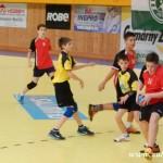 Mikulášský turnaj v házené mladších žáků HC Zubří 2013 00044