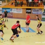 Mikulášský turnaj v házené mladších žáků HC Zubří 2013 00051