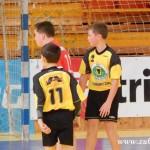 Mikulášský turnaj v házené mladších žáků HC Zubří 2013 00055