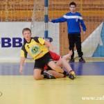 Mikulášský turnaj v házené mladších žáků HC Zubří 2013 00056
