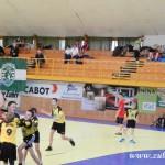 Mikulášský turnaj v házené mladších žáků HC Zubří 2013 00062
