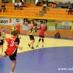 Mikulášský turnaj v házené mladších žáků HC Zubří 2013 00063