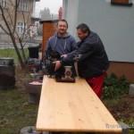 Zabíjačka u Tip Café Zubří 2013 0008