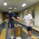 Zahájení kuželkářské ligy v Zubří  2013 0082