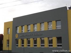 Fotky staveb Zubří  0011 Městský úřad