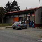Jednota policejní auto Zubří  0001