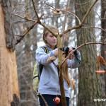 Stromeček pro zvířátka 2013 00045