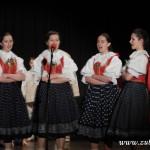 """Vánoční tradice pro ,,Kamarád"""" – Valašský soubor písní a tanců Beskyd – Zubří 2013 00025"""