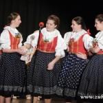 """Vánoční tradice pro ,,Kamarád"""" – Valašský soubor písní a tanců Beskyd – Zubří 2013 00029"""