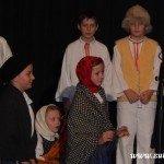 """Vánoční tradice pro ,,Kamarád"""" – Valašský soubor písní a tanců Beskyd – Zubří 2013 00038"""