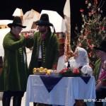 """Vánoční tradice pro ,,Kamarád"""" – Valašský soubor písní a tanců Beskyd – Zubří 2013 00055"""