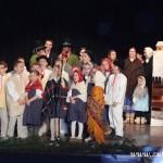 """Vánoční tradice pro ,,Kamarád"""" – Valašský soubor písní a tanců Beskyd – Zubří 2013 00056"""