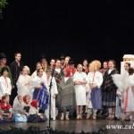 """Vánoční tradice pro ,,Kamarád"""" – Valašský soubor písní a tanců Beskyd – Zubří 2013 00074"""