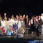"""Vánoční tradice pro ,,Kamarád"""" – Valašský soubor písní a tanců Beskyd – Zubří 2013 00076"""