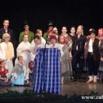 """Vánoční tradice pro ,,Kamarád"""" – Valašský soubor písní a tanců Beskyd – Zubří 2013 00079"""