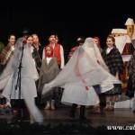 """Vánoční tradice pro ,,Kamarád"""" – Valašský soubor písní a tanců Beskyd – Zubří 2013 00080"""