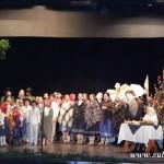 """Vánoční tradice pro ,,Kamarád"""" – Valašský soubor písní a tanců Beskyd – Zubří 2013 00089"""