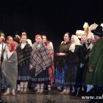 """Vánoční tradice pro ,,Kamarád"""" – Valašský soubor písní a tanců Beskyd – Zubří 2013 00096"""