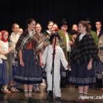 """Vánoční tradice pro ,,Kamarád"""" – Valašský soubor písní a tanců Beskyd – Zubří 2013 00103"""