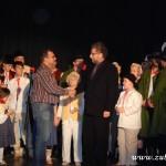 """Vánoční tradice pro ,,Kamarád"""" – Valašský soubor písní a tanců Beskyd – Zubří 2013 00116"""