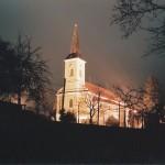 kostel Zubří
