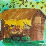 1 Kresby zuberských dětí