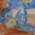 2 Kresby zuberských dětí