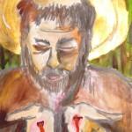 8 Svatý František z Assisi Kresby zuberských dětí