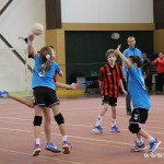 Turnaj minižáků v otrokovicích v házené leden 2014 VZ 0021