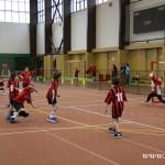Turnaj minižáků v otrokovicích v házené leden 2014 VZ 0061