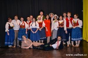 Divadelní SPONA - láska na horách v kostýmech 2014 00037