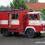 Jednotka sboru dobrovolných hasičů květen 2014Zuberští hasiči po akci