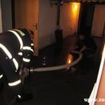 Jednotka sboru dobrovolných hasičů květen 2014Zuberští hasiči v akci
