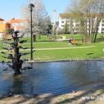 Nová vodní plocha