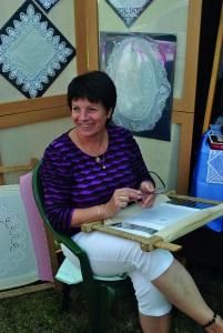 Marie Pyrchalová - nositelka tradice lidových řemesel