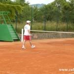 2. tenisový turnaj O POHÁR STAROSTY MĚSTA ZUBŘÍ 2014 dvouhra 0029