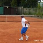 2. tenisový turnaj O POHÁR STAROSTY MĚSTA ZUBŘÍ 2014 dvouhra 0030