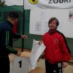 2. tenisový turnaj O POHÁR STAROSTY MĚSTA ZUBŘÍ 2014 dvouhra 0060