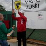 2. tenisový turnaj O POHÁR STAROSTY MĚSTA ZUBŘÍ 2014 dvouhra 0063