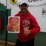 2. tenisový turnaj O POHÁR STAROSTY MĚSTA ZUBŘÍ 2014 dvouhra 0065