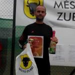 2. tenisový turnaj O POHÁR STAROSTY MĚSTA ZUBŘÍ 2014 dvouhra 0070