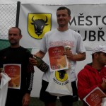 2. tenisový turnaj O POHÁR STAROSTY MĚSTA ZUBŘÍ 2014 dvouhra 0073