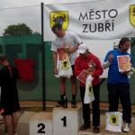 2. tenisový turnaj O POHÁR STAROSTY MĚSTA ZUBŘÍ 2014 dvouhra 0075