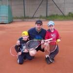 2. tenisový turnaj O POHÁR STAROSTY MĚSTA ZUBŘÍ 2014 dvouhra 0081