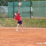 2. tenisový turnaj O POHÁR STAROSTY MĚSTA ZUBŘÍ 2014 dvouhra 0088