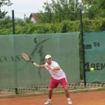 2. tenisový turnaj O POHÁR STAROSTY MĚSTA ZUBŘÍ 2014 dvouhra 0089