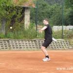 2. tenisový turnaj O POHÁR STAROSTY MĚSTA ZUBŘÍ 2014 dvouhra 0098